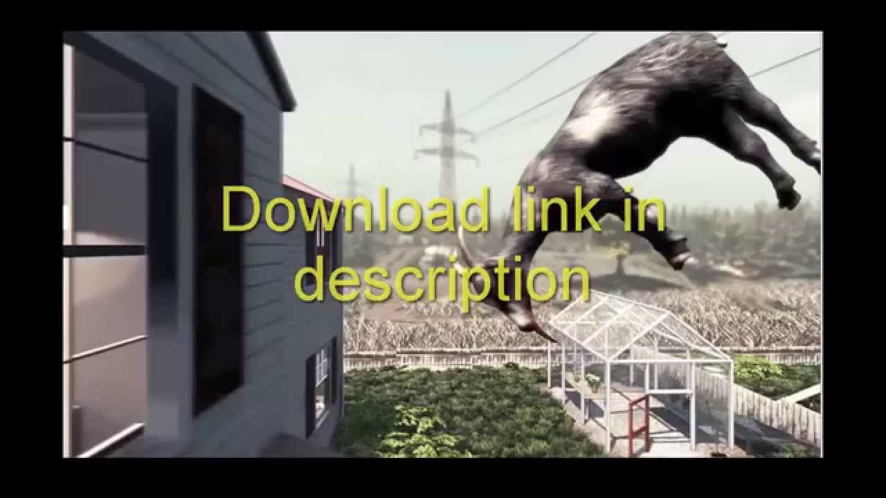 Goat simulator free download | freegamesdl.