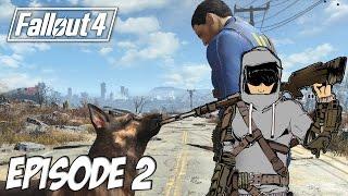 Fallout 4 - L'aventure Radioactive | Mon chien à moi | #2