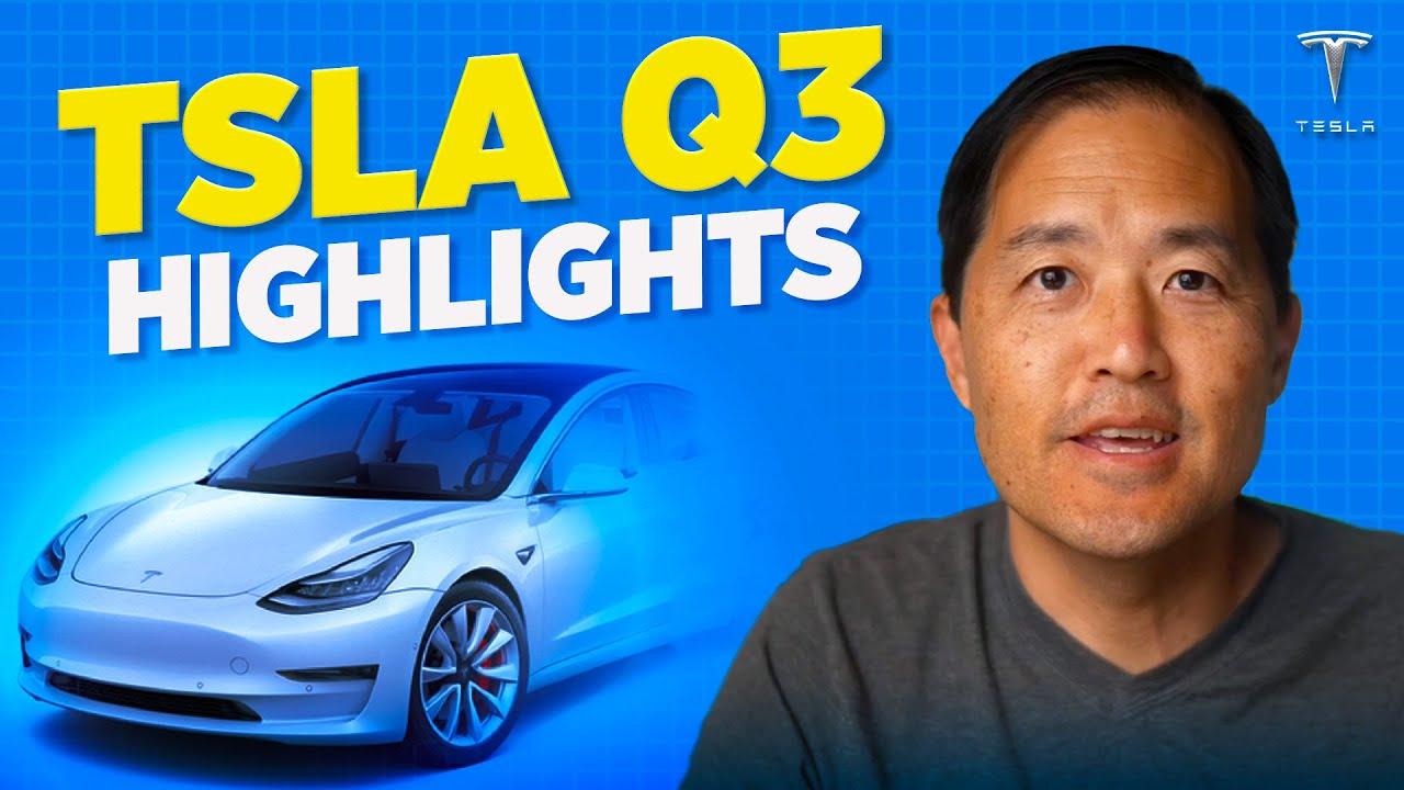 Tesla Q3 Conference Call Highlights (Ep. 432)