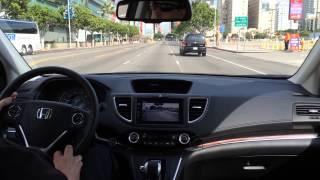 2015 Honda CR-V   Test Drive   2014 Los Angeles Auto Show   CarNichiWa.com