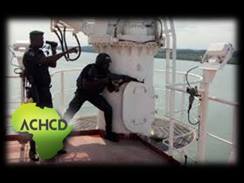 Introducing - Nigerian West Africa Maritime Protection Employment Program