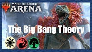 The Big Bang   War of the Spark Standard Deck (MTG Arena)
