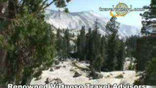 Yosemite Tioga Pass Video
