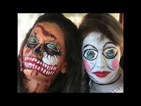 Queens School Of Design Mysore - Halloween day