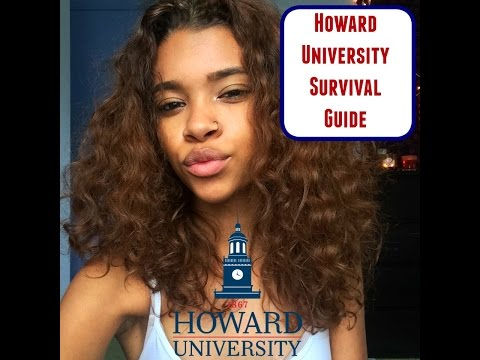 HU Survival Guide Pt. 1 : Dorm, Admin., School, & Cafe