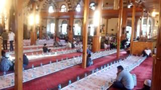 Konya-Kapu Camii İftar