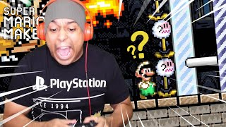 HOW IN THE ACTUAL FFFF!? [SUPER MARIO MAKER 2] [#85]