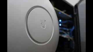 Mikrotik Hotspot avec Unifi AP LR