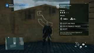 Assassin's Creed Unity riddle Nostradamus Enigma - aries