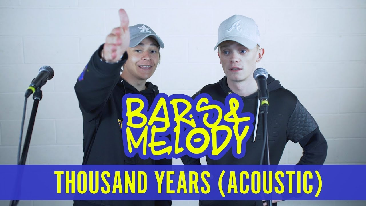 download bars and melody thousand years mp3