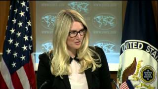 "Harf: ""We've seen them exercise extraordinary restraint."" 30 July 2014 (Ukraine)"