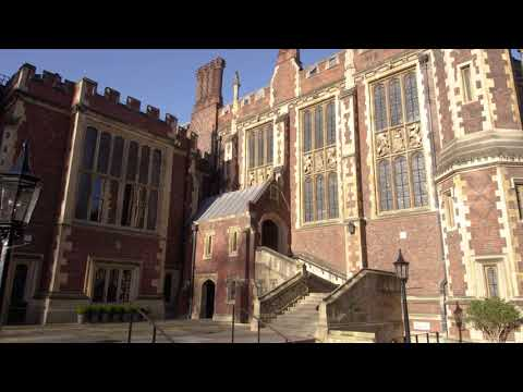 A tour of The Honourable Society of Lincoln's Inn