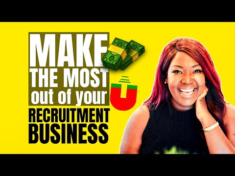 How to Start A Recruitment Business | How To Start A Staffing Business | Dee Williams