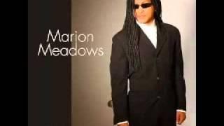 Marion Meadows - Suede