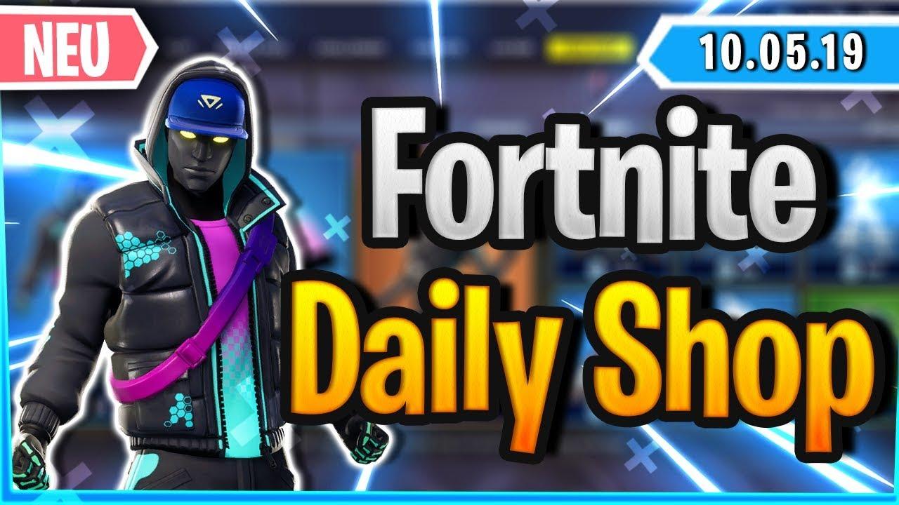 09c936e62 *NEUER* SKIN MIT CRAZY BACKPACK - Fortnite Daily Shop (10 Mai 2019)