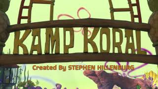 Kamp Koral: SpongeBob's Under the Years Intro (Russian, FanDub)