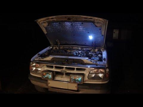 Как обновить утеплитель капота автомобиля