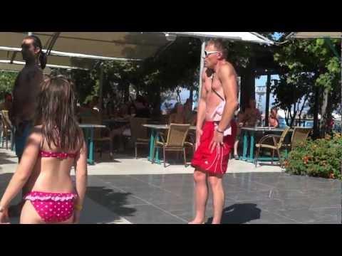 All Inclusive или Русские туристы жгут в Турции DAIMA RESORT full HD