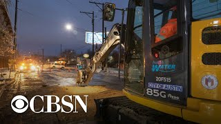 Texas faces water shortage as many are still without power