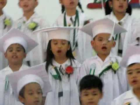 GreenWoods Learning Center - Graduation Song '09