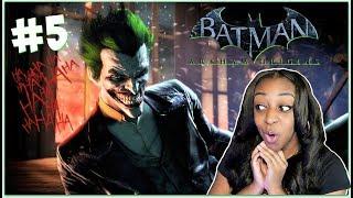 JOKER IS CRAZY!! | Batman Arkham Origins Episode 5