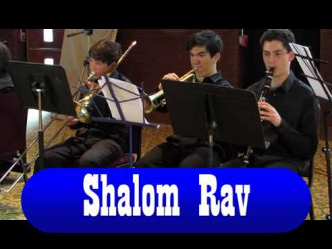 Mitzvah Music by the Hebrew Academy of Long Beach