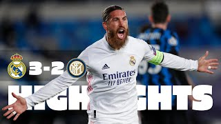 ⚽ GOALS AND HIGHLIGHTS | Real Madrid 3-2 Inter