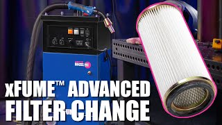 How to Change the Filters in Your xFume™ Advanced Fume Extraction Unit