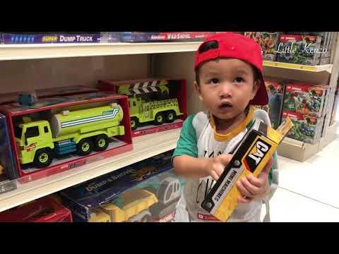 Beli Mobil Mobilan Di Toko Mainan Anak | Little Kenzo Dan Zara Cute