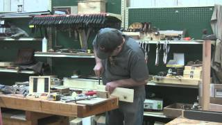 Build A Pie Safe With Charles Neil - Episode 16 - Dovetails