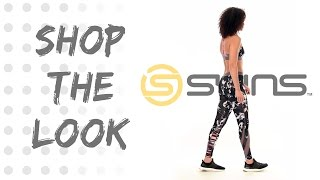 Shop The Look - Skins Floral | SportsShoes.com