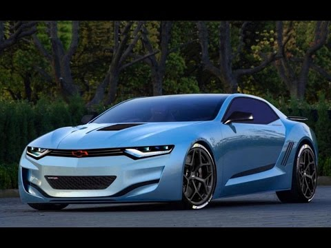 2017 Chevrolet Camaro Super Sport Test Drive, Top Speed ...