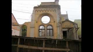 Восстановление синагоги в Черновцах(http://chibur-chernivtsi.blogspot.com/ Сайт об истории и жизни еврейской общины города Черновцы, ее прошлом и настоящем, об..., 2012-05-26T11:57:11.000Z)