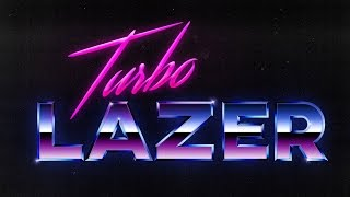 How To Create an 80's Style Chrome Logo Text Effect in Photoshop