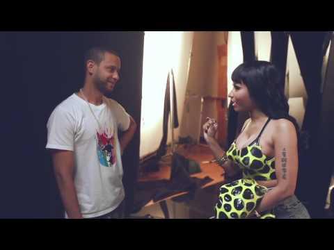 """Behind The Scenes: """"TWERK IT"""" by Busta Rhymes (ft. Nicki Minaj)"""