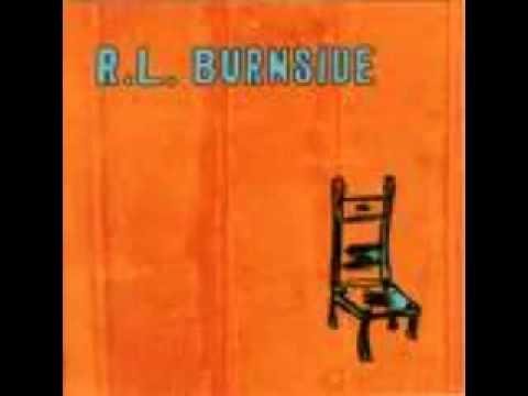 Rl Burnside - Bad Luck City