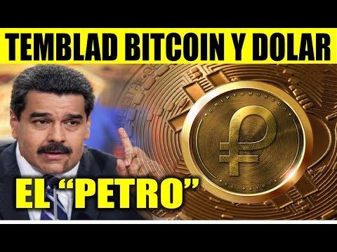 Ultimas noticias de VENEZUELA, MADURO LANZA EL PETRO CRIPTOMONEDA 20/02/2018
