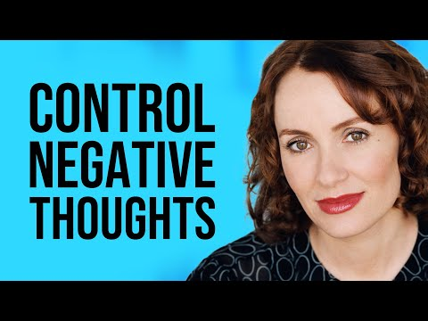 Harvard Psychologist Shows You How to Make Your Negative Thoughts Serve You | Susan David