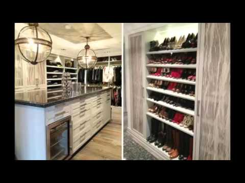 13 ultra luxurious walk in closet designs by lisa adams - Walk in closet design ideas plans ...