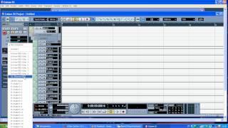 como usar um teclado do pc como controlador de midi virtual no CUBASE - 2013