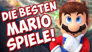 Eure Top 10 Mario Spiele! - RGE