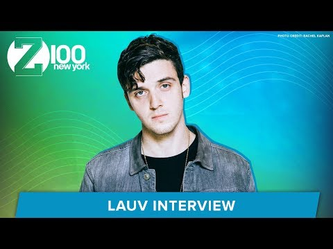 Lauv Talks About Writing Extremely Personal Lyrics | DDICL