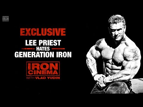 Exclusive Interview: Lee Priest Hates Generation Iron | Iron Cinema Mp3