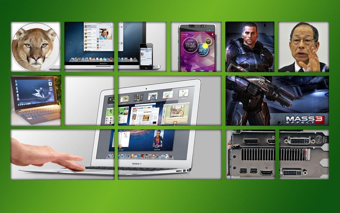 AMD Radeon HD 7770 e 7750 e Apple OS X Mountain Lion - TGtech - TVtech