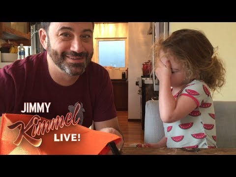 Thumbnail: Jimmy Kimmel Tells His Daughter He Ate All Her Halloween Candy
