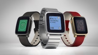 Pebble Time Steel: This Time We Mean Business