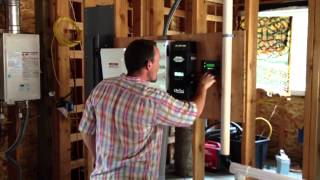 Starting up the 4.1kW Solar Off-Grid Power System for the first time! - Final Steps