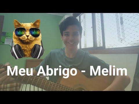 Meu Abrigo - Melim - Guilherme Porto  COVER