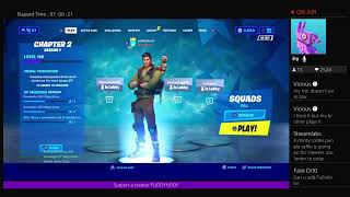 Fortnite Minty pik axe giveaway live stream #Grow #Fortnite #playstaion