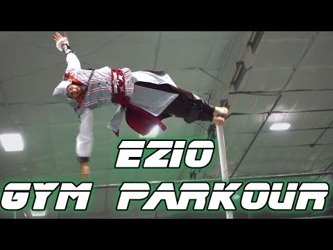 Assassins Creed Parkour | Ezio's Training Simulation In Real Life